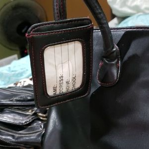 Bags - Leather tote